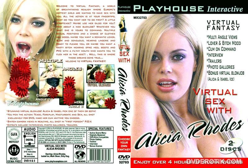 Virtual Sex With Alicia Rhodes 30