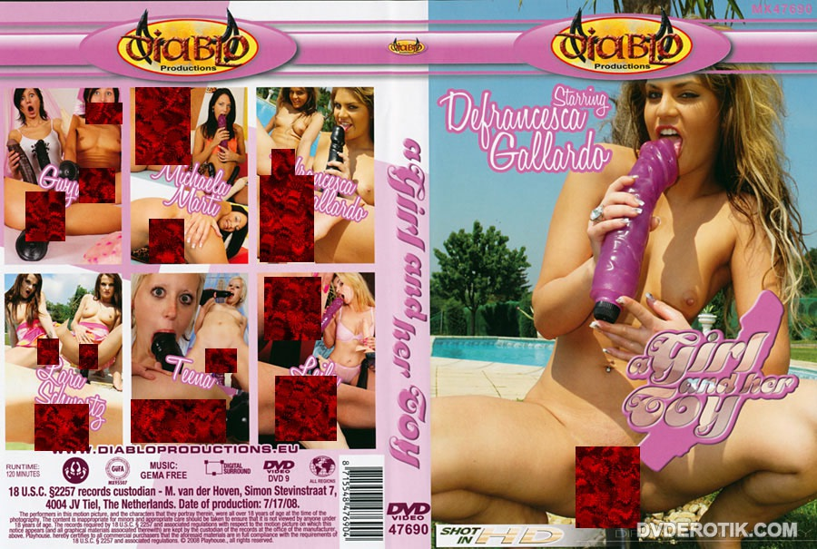 Adult Dvd Toy 110