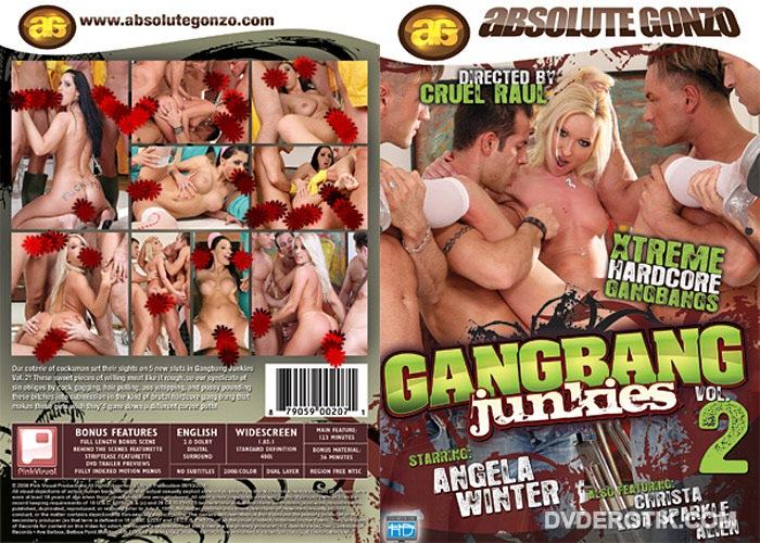 Gangbang Junkies Gabrielle May 18