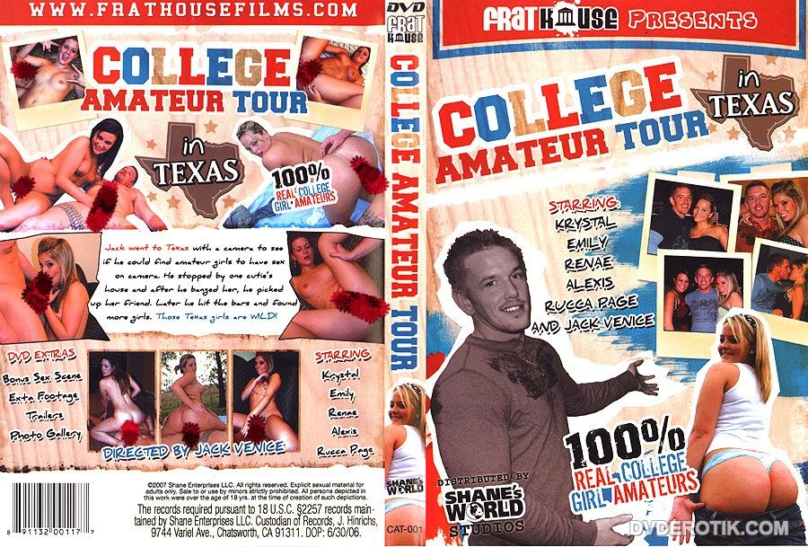 College Amateur Tour 86