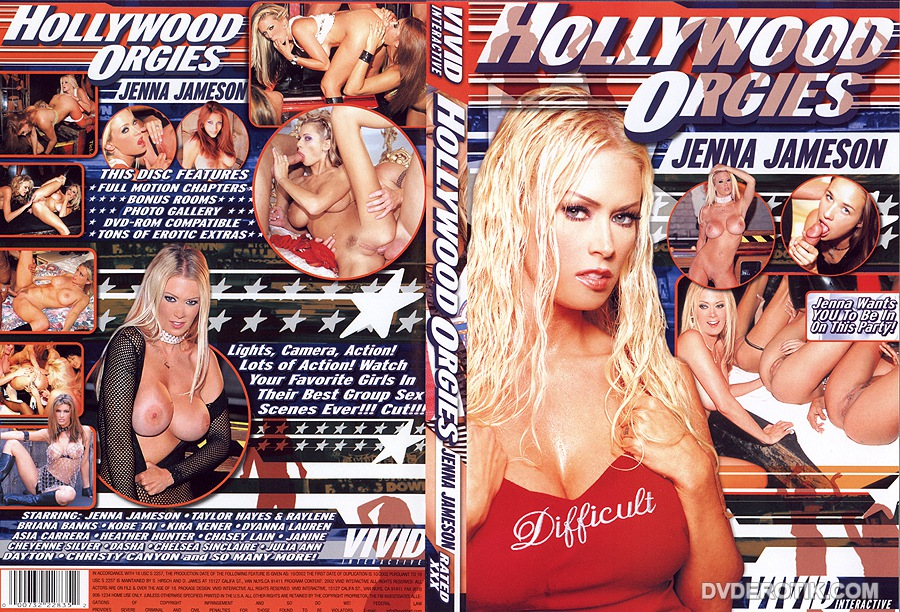 jameson jenna Hollywood orgies