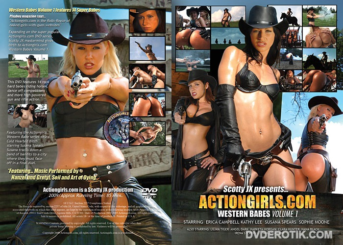 Western girls lee kathy action