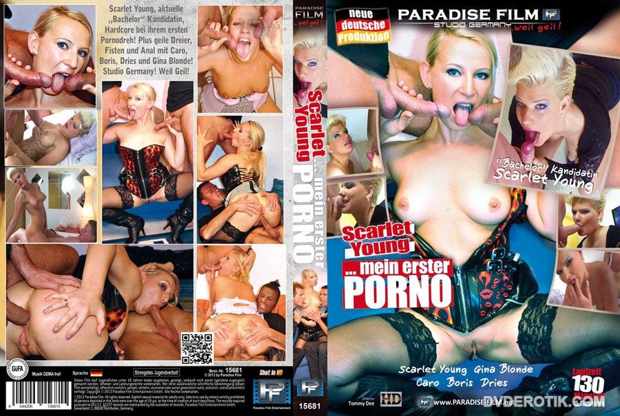Melanie Mueller aka Scarlet Young mein erster Porn DVD by ...
