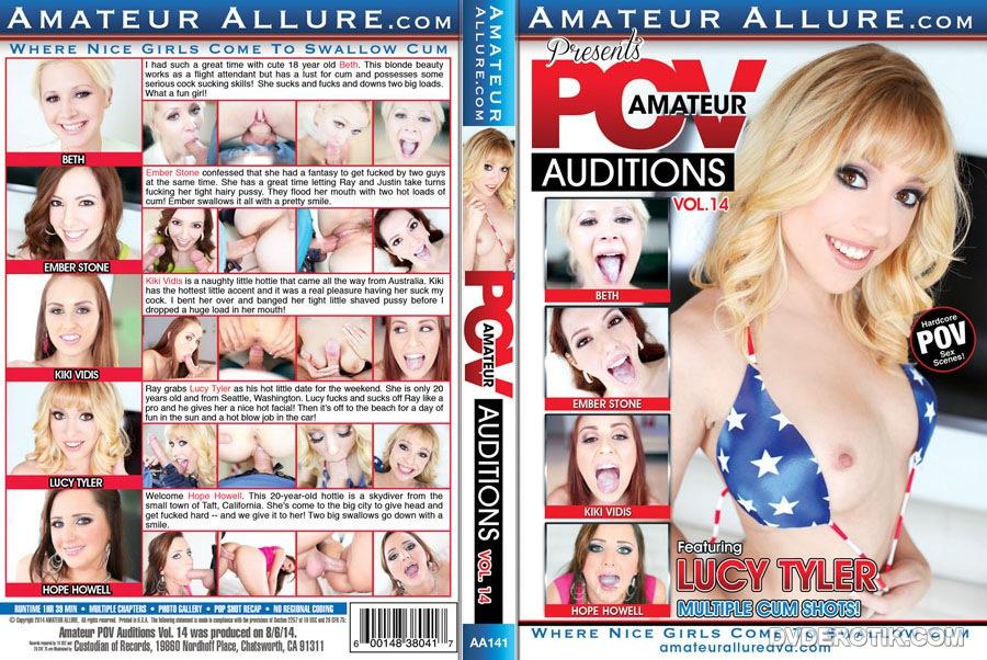 amateur allure auditions