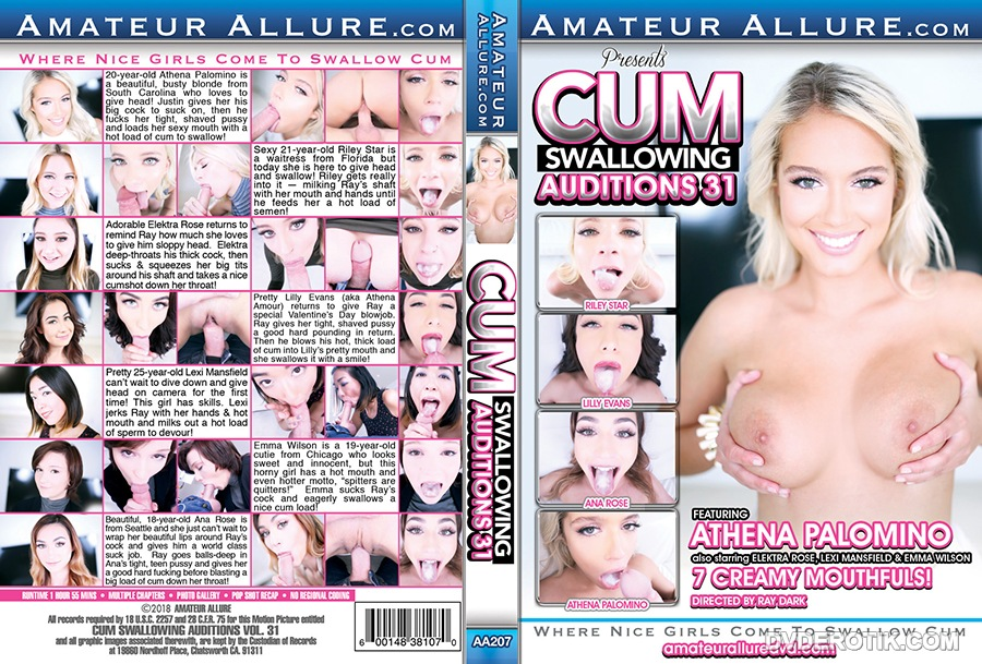 cum swallowing auditions 31