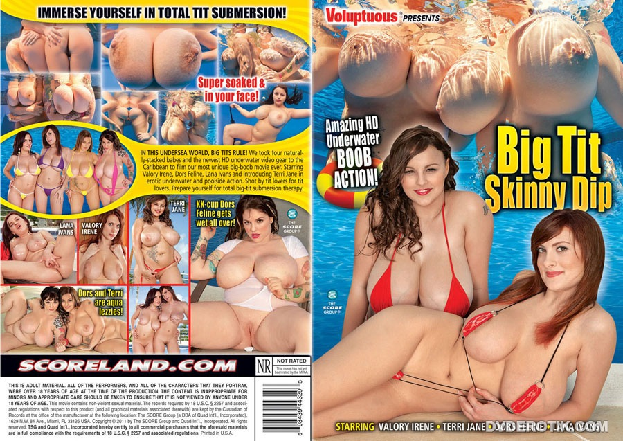 Big tits skinny dip photo 740
