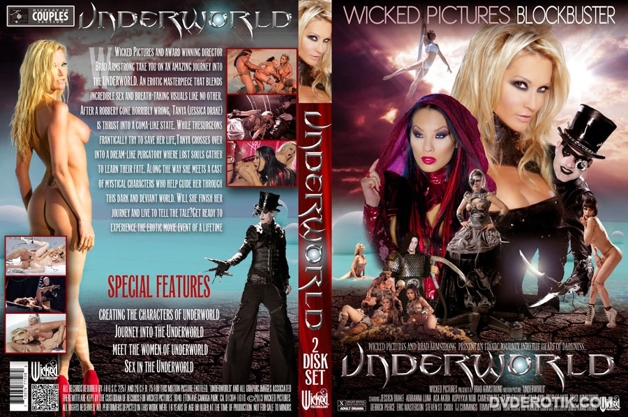 underworld порно пародия