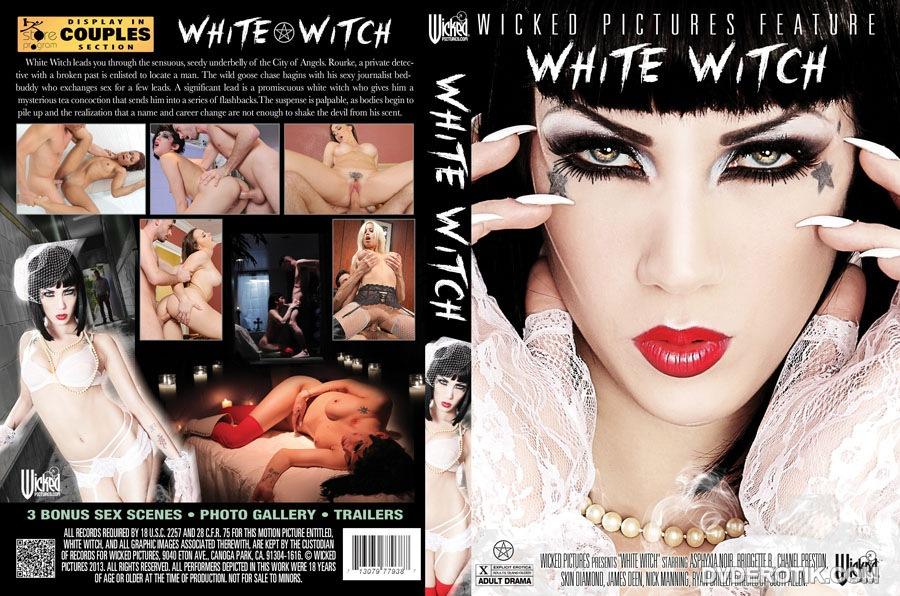 Порно про мультфильм witch