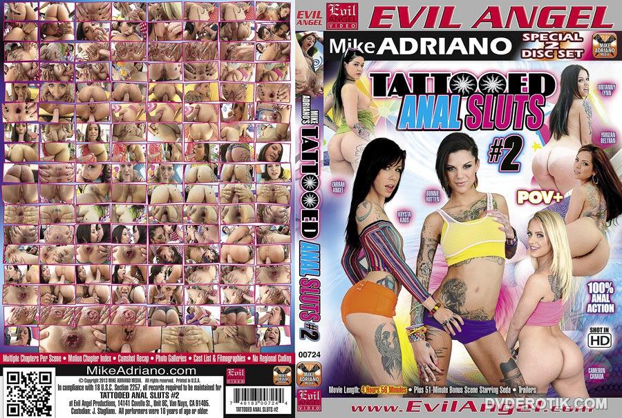 Tattooed anal sluts 2 онлайн