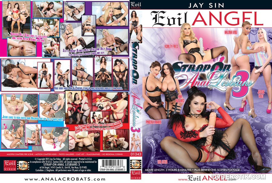 Anal lesbian movie strap