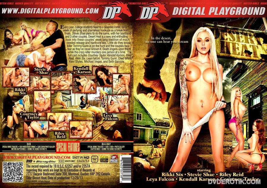 porn movie heat Desert