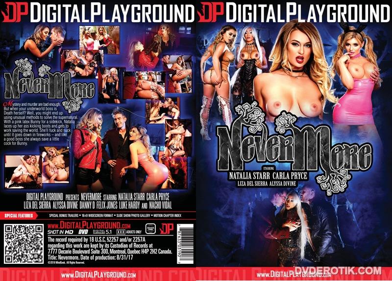 Resultado de imagen de Nevermore, Digital Playground