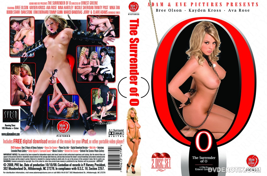 new specials buy cheap info for The Surrender Of O DVD by Adam&Eve