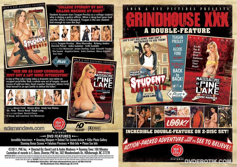Обладание (grindhouse) [1974 Г., Classic Porn