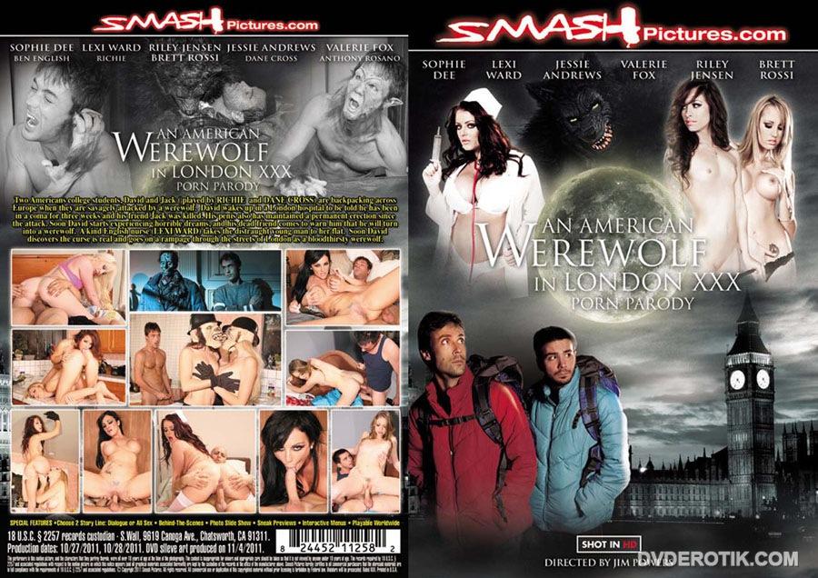 Watch Jessie Andrews In American Werewolf In London Xxx