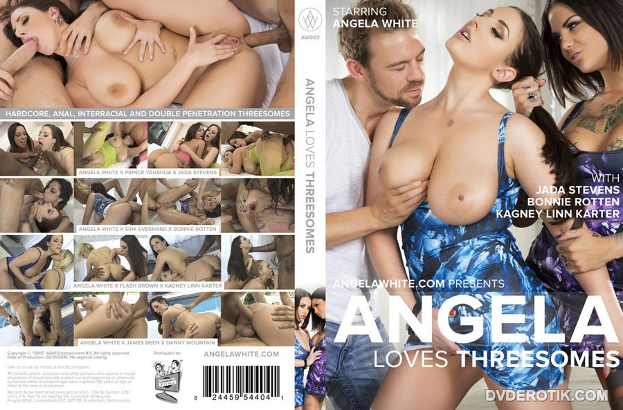Angela White Pov Library