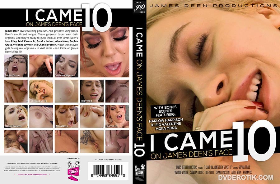 Came On James Deen Face Productions Sugarin 1