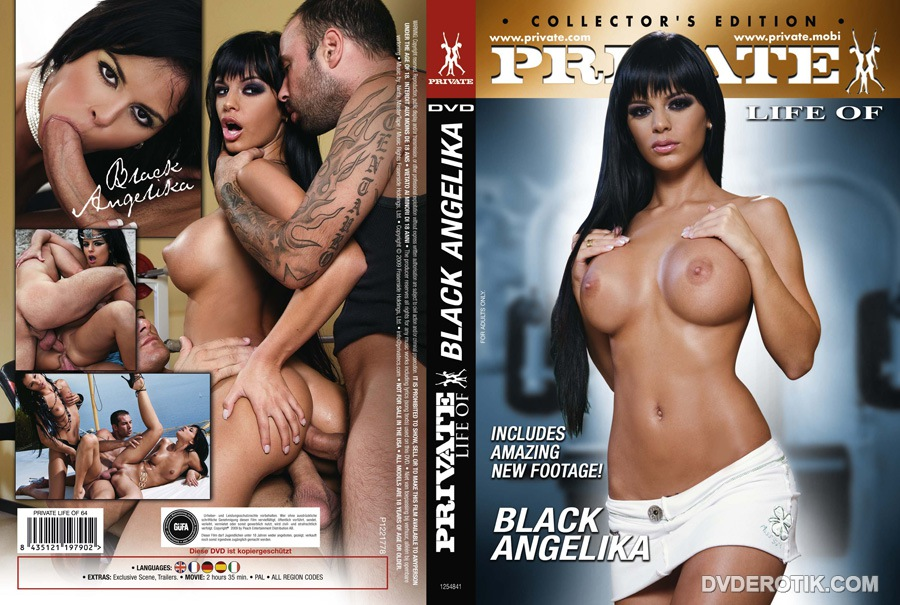 Смотреть фильмы онлайн порно private life of 64 black angelika