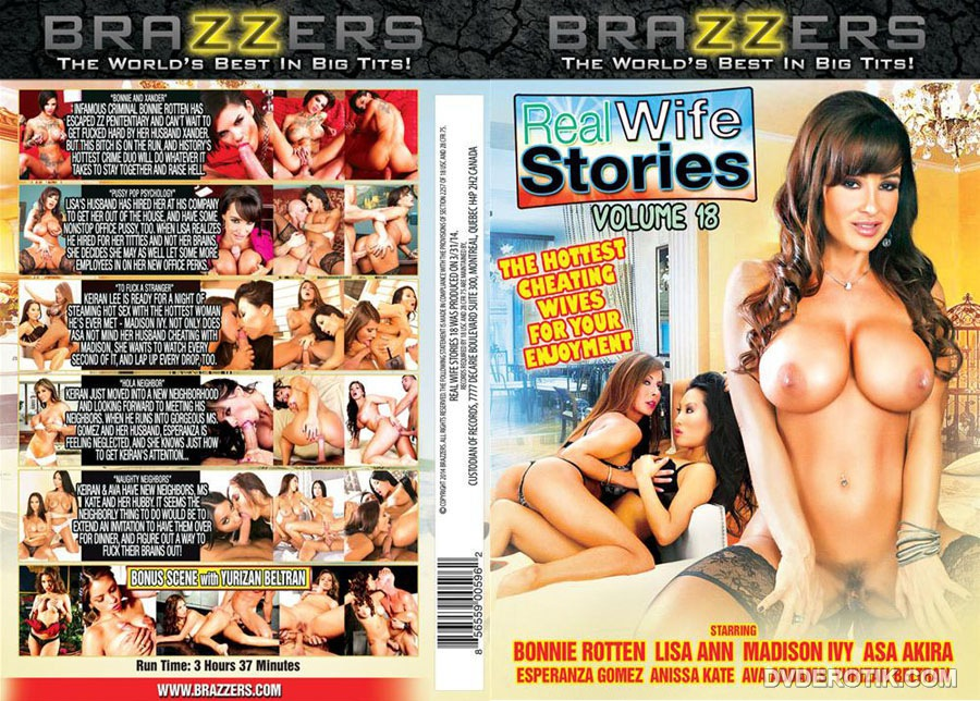 Rotten stories bonnie real wife