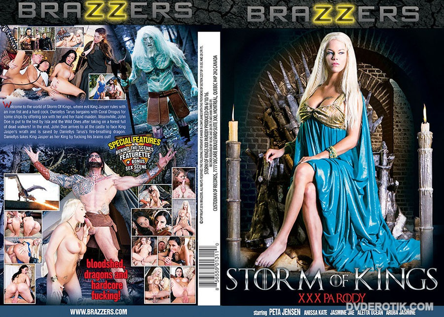 Aletta Ocean In Storm Of Kings Parody Brazzers Love