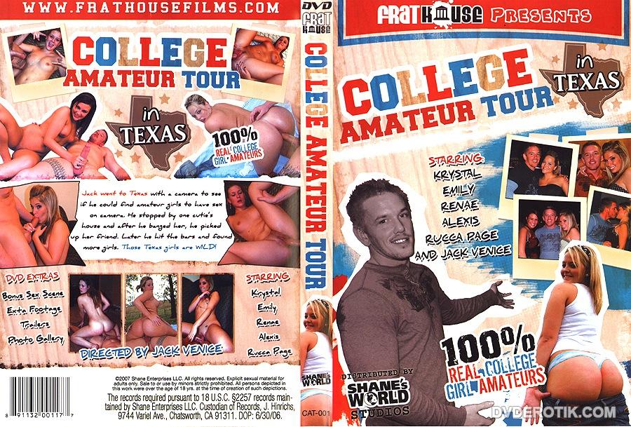 Alexis Texas College Amateur Tour