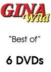 Gina Wild Best of Paket - 6 DVDs