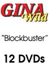 Gina Wild Blockbuster Paket - 12 DVDs