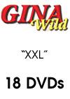 Gina Wild XXL Paket - 18 DVDs