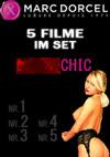 Marc Dorcel Paket: Pornochic 1-5 - 5 Disc Set