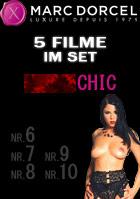 Marc Dorcel Paket: Pornochic 6-10