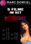 Marc Dorcel Paket: Pornochic 11-15 - 5 Disc Set