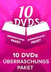 10er DVD Überraschungspaket