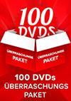 100er DVD Überraschungspaket