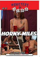 Monsters Of Jizz 40: Horny MILFs