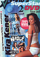 SuperStar 2 DVD Box Set - Kira Kener