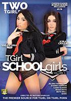 TGirl Schoolgirls
