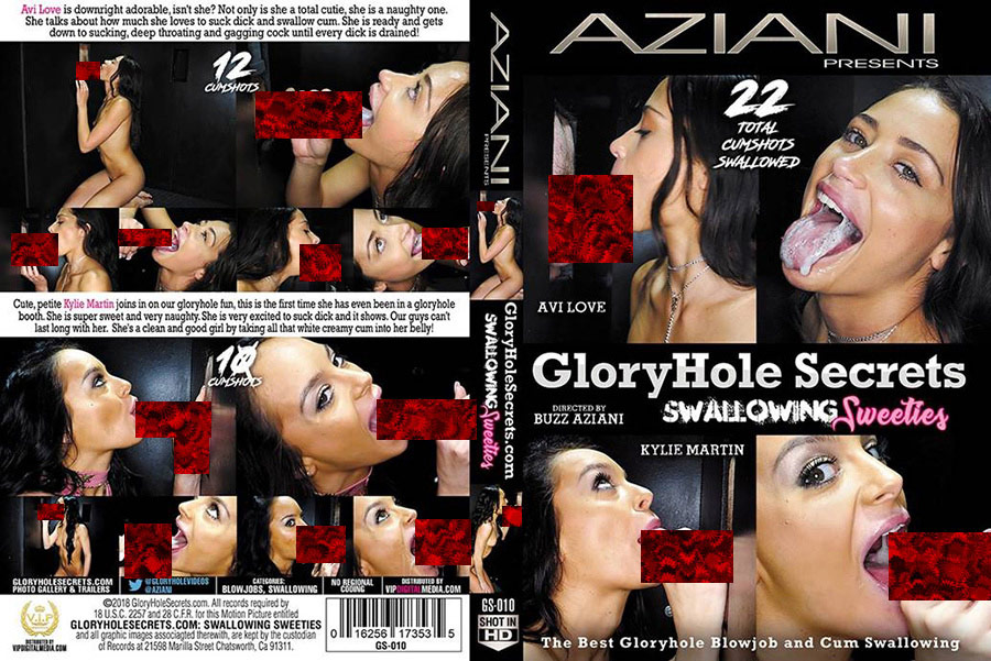 Gloryhole Secrets: Swallowing Sweeties