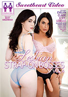 Lesbian Strap-On Bosses 4