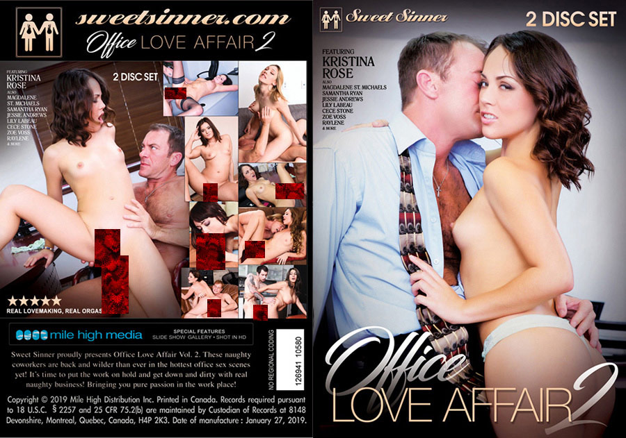 Office Love Affair 2 - 2 Disc Set