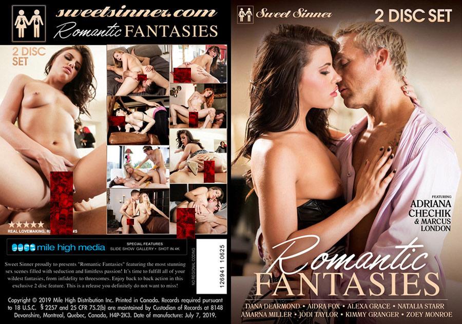 Romantic Fantasies - 2 Disc Set