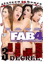 The FAB 4 Vol. 3 - 4 Disc Set - 16h