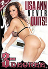 Lisa Ann Never Quits! - 2 Disc Set