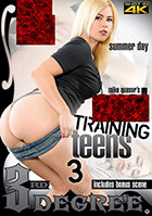 Anal Training Teens 3