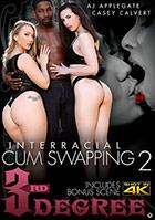 Interracial Cum Swapping 2