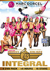 Dorcel Airlines: Integral - 4 DVD Box