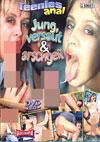 Teenies Anal - Jung, versaut & arschgeil - Jewel Case