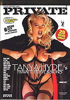 Limited Edition - Tanya Hyde's Private Perversions - 4 DVD Pack