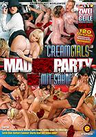 Mad Sex Party - Creamgirls - Sex mit Sahne