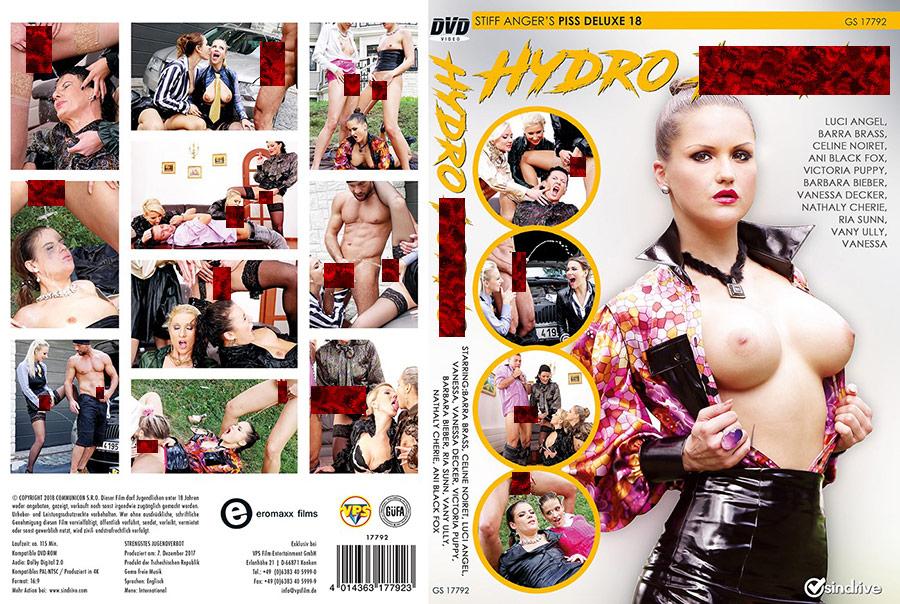 Piss Deluxe 18: Hydro Porno