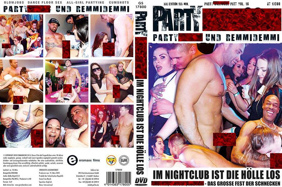 Party Hardcore: Im Nightclub ist die Hölle los